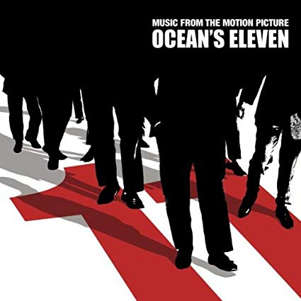 oceans eleven album cover