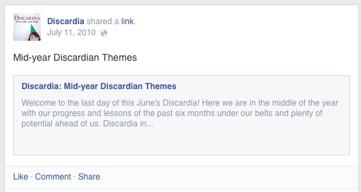mid year discardian themes